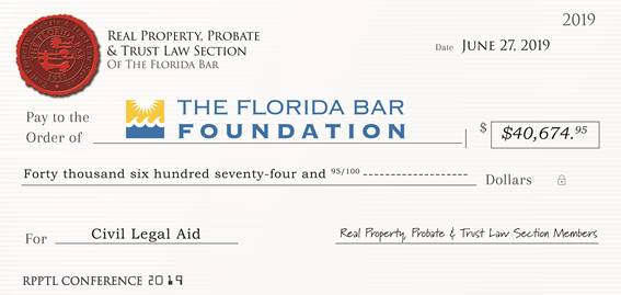 The Florida Bar RPPTL New Decisions